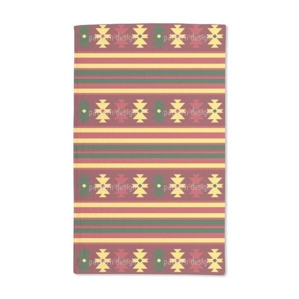 Traditional Kilim Hand Towel (Set of 2)