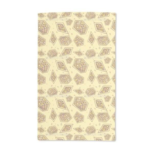 Abstract Mosaic Hand Towel (Set of 2)