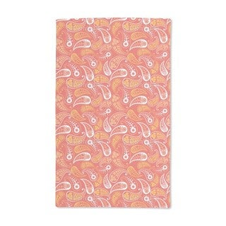 The Comeback of the Summer Paisleys Hand Towel (Set of 2)