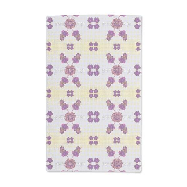 Fantastic Purple Hand Towel (Set of 2)