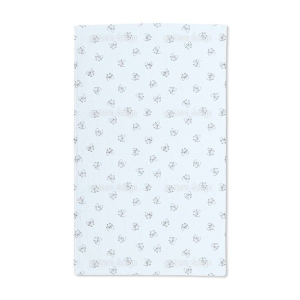 Heavenly Bows Hand Towel (Set of 2)