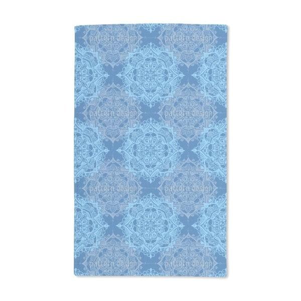 Neptune Mandala Hand Towel (Set of 2)
