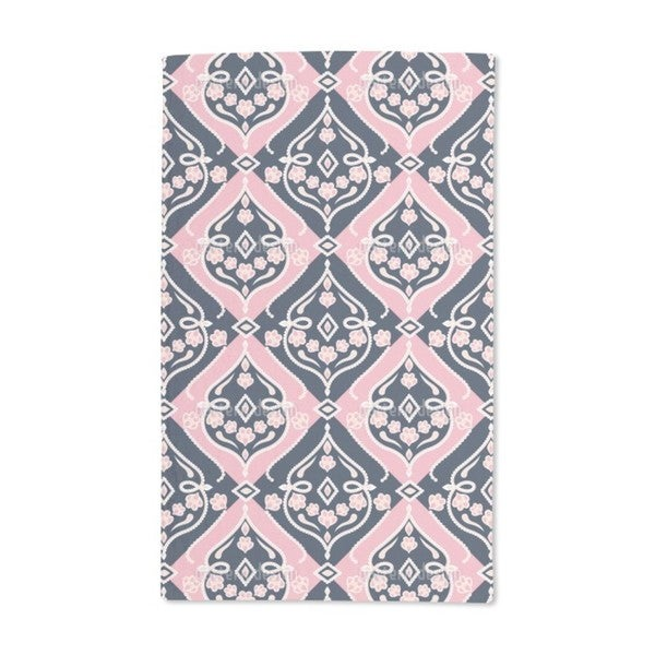 Folkloria Rose Hand Towel (Set of 2)
