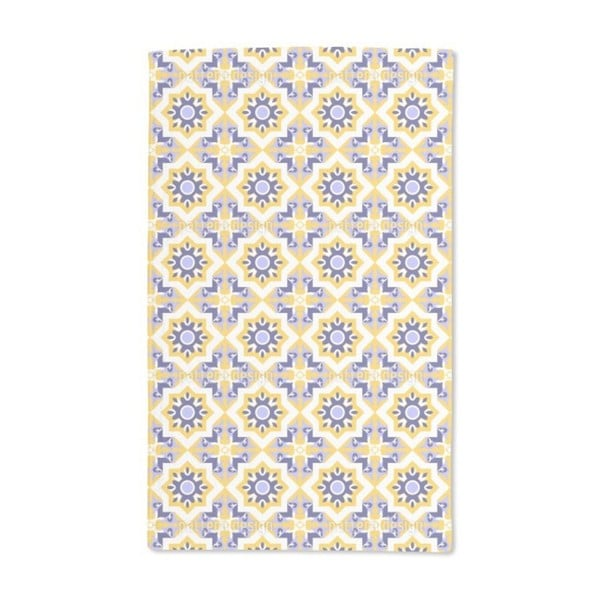 Moorish Splendor Hand Towel (Set of 2)