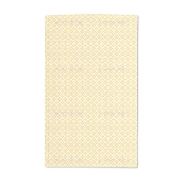 Quatrefoil in the Summer Hand Towel (Set of 2)
