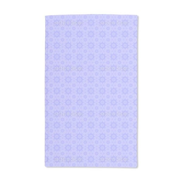 Sweet Flower Melancholy Hand Towel (Set of 2)