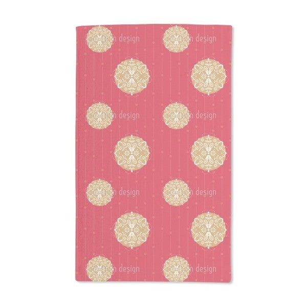 Ornaments For Christmas Hand Towel (Set of 2)