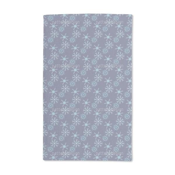 Snowstorm Hand Towel (Set of 2)