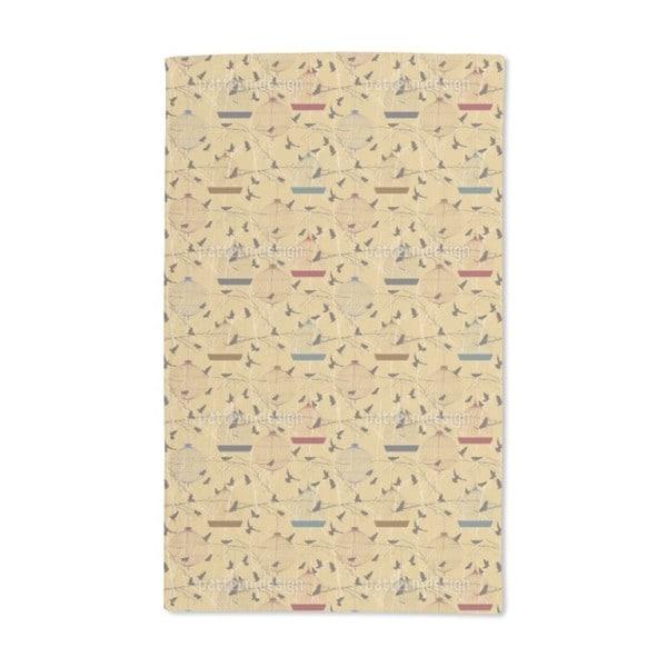 Aviary Hand Towel (Set of 2)