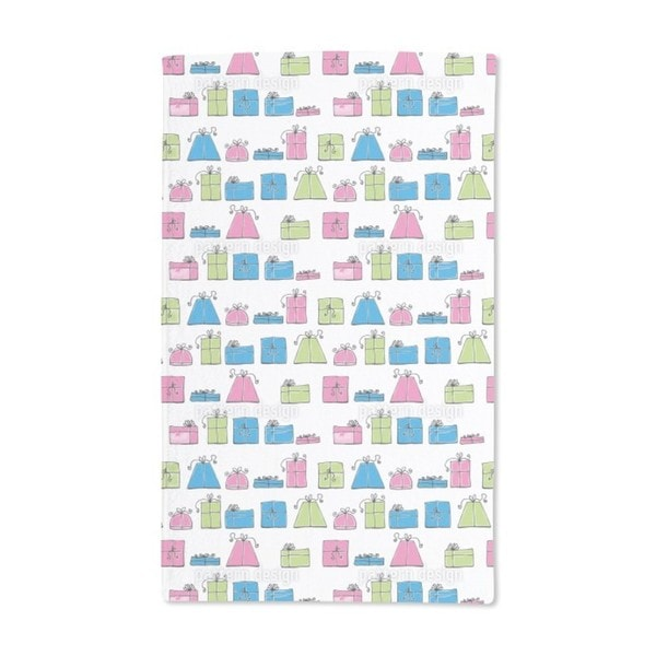 Wishing Punch Color Hand Towel (Set of 2)