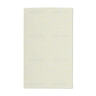 Gold Flora Hand Towel (Set of 2)