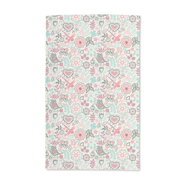 Piepsi in the Sweet Paradise Hand Towel (Set of 2)