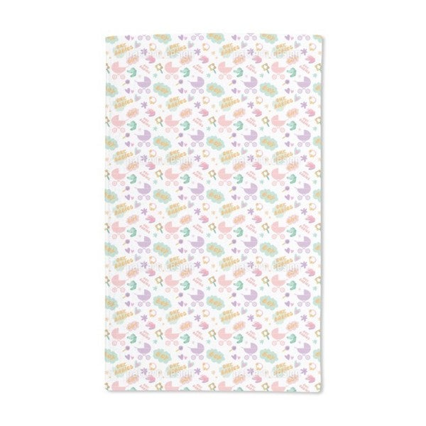 Our Babies Hand Towel (Set of 2)