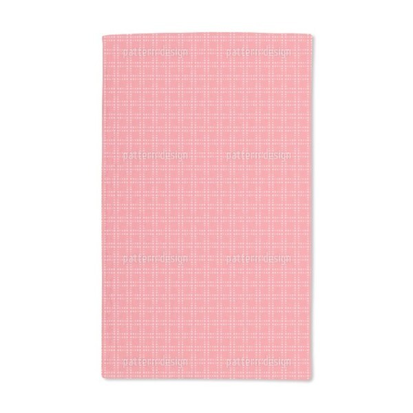 Bar Flamingo Hand Towel (Set of 2)