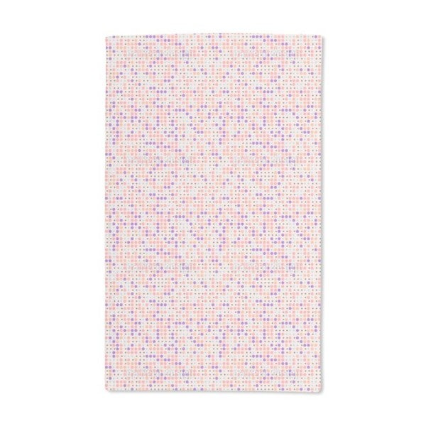 Sparkling Polka Dots Hand Towel (Set of 2)