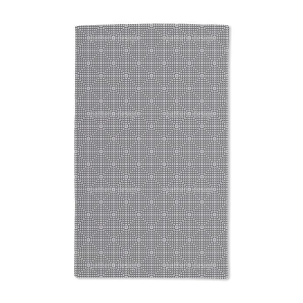 The Night of the Ethno Squares Hand Towel (Set of 2)
