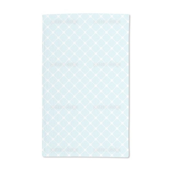 Ice Cubes Hand Towel (Set of 2)