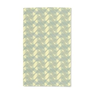 Wave Camouflage Hand Towel (Set of 2)