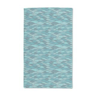 Oceania Hand Towel (Set of 2)
