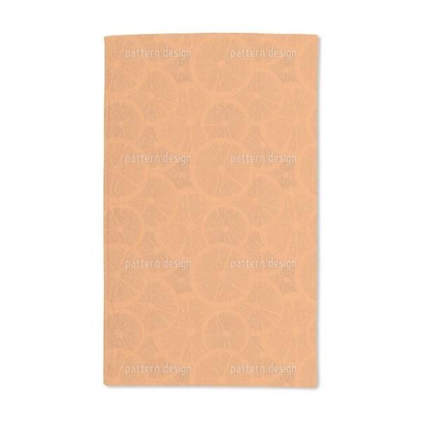 Tasty Grapefruits Hand Towel (Set of 2)