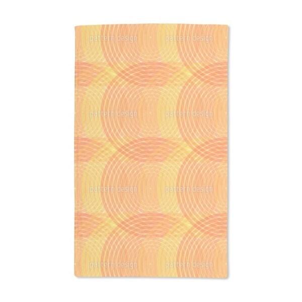Spiral Summer Hand Towel (Set of 2)