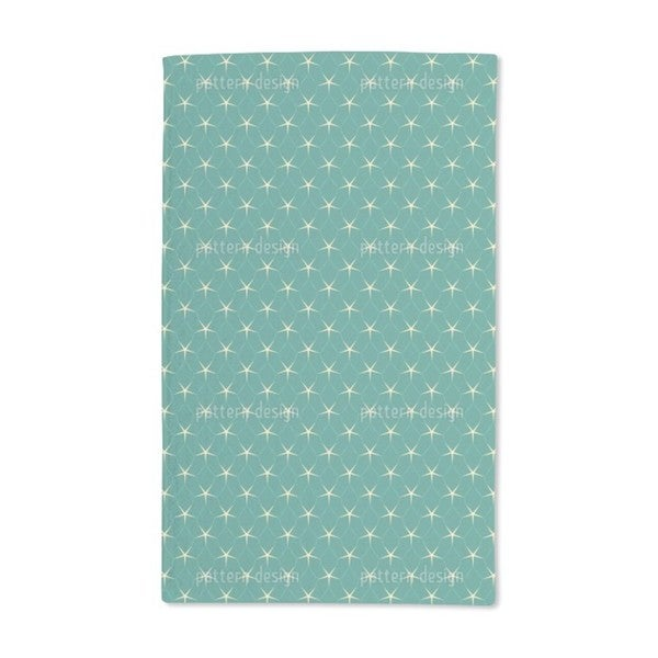 Star Lake Hand Towel (Set of 2)