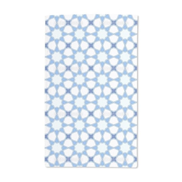 Star Arabesque Hand Towel (Set of 2)