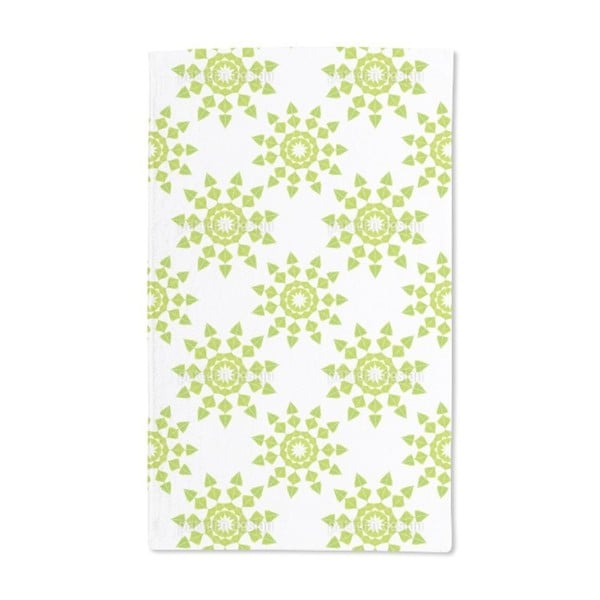 Estrellas Vernal Hand Towel (Set of 2)