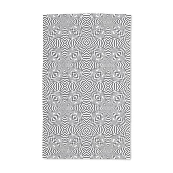 Center of Op Art Hand Towel (Set of 2)