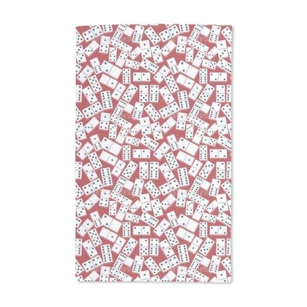 Casino Domino Hand Towel (Set of 2)