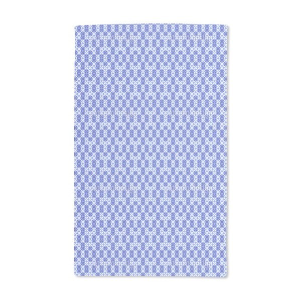 Fine Grid Hand Towel (Set of 2)
