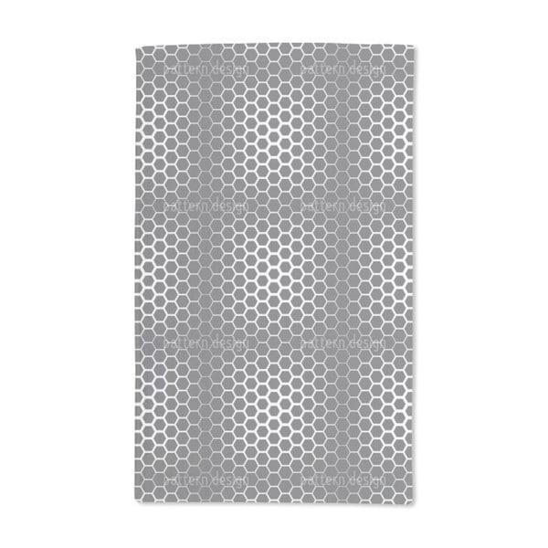 Honeycomb Effects Hand Towel (Set of 2)