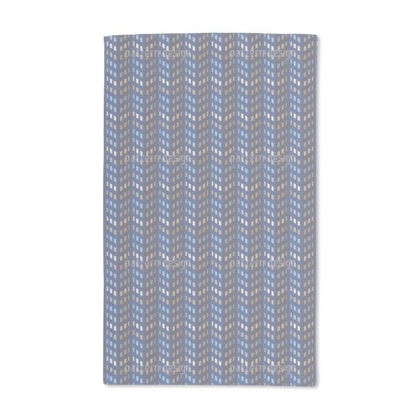 Skyscraper Hand Towel (Set of 2)
