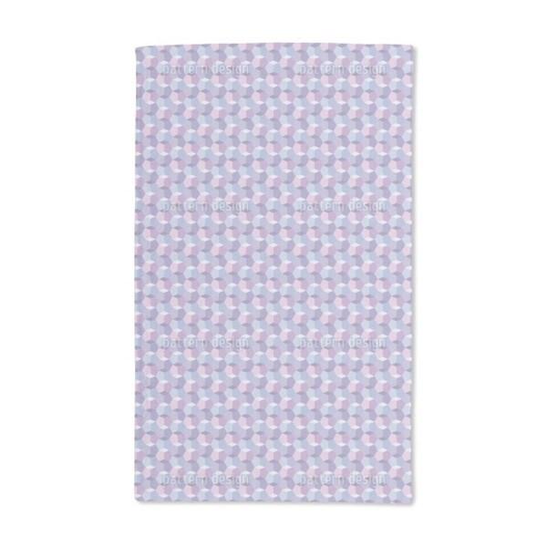 Crystallin Hand Towel (Set of 2)