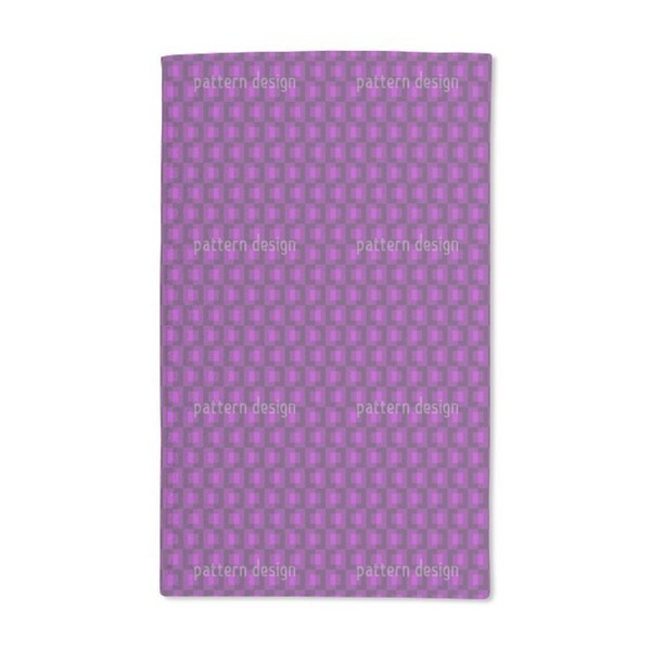 Chamber Fibrillation Hand Towel (Set of 2)