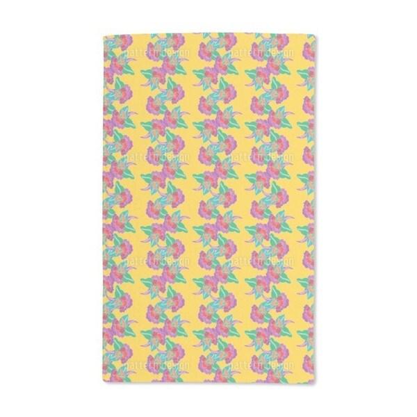 Eastern Folklore Hand Towel (Set of 2)