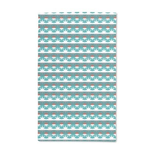 Starry Stripes Hand Towel (Set of 2)