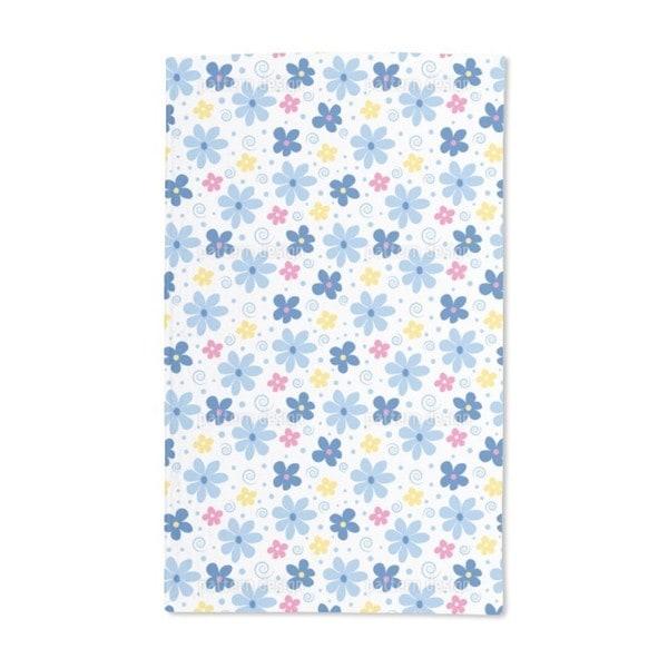 Flower Joy Hand Towel (Set of 2)