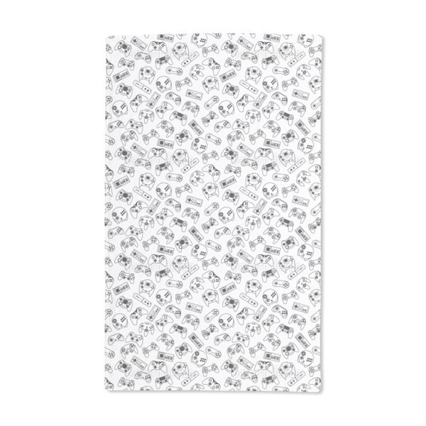 Out of Control Hand Towel (Set of 2)