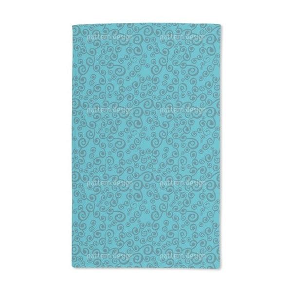 Swirls Hand Towel (Set of 2)