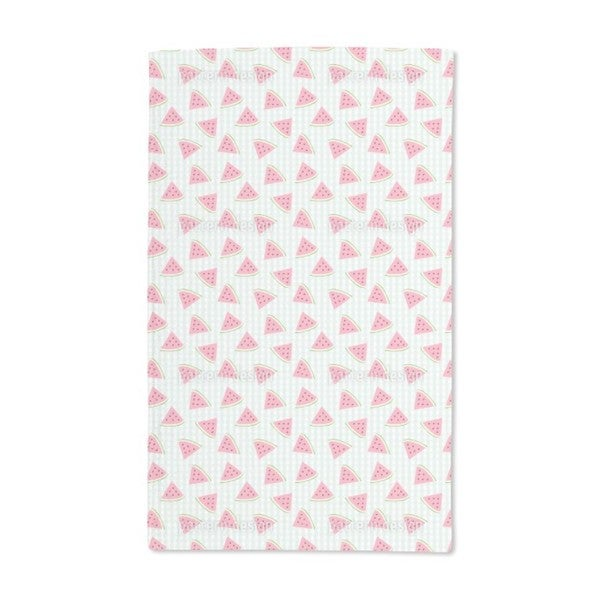 Watermelon Slices Hand Towel (Set of 2)