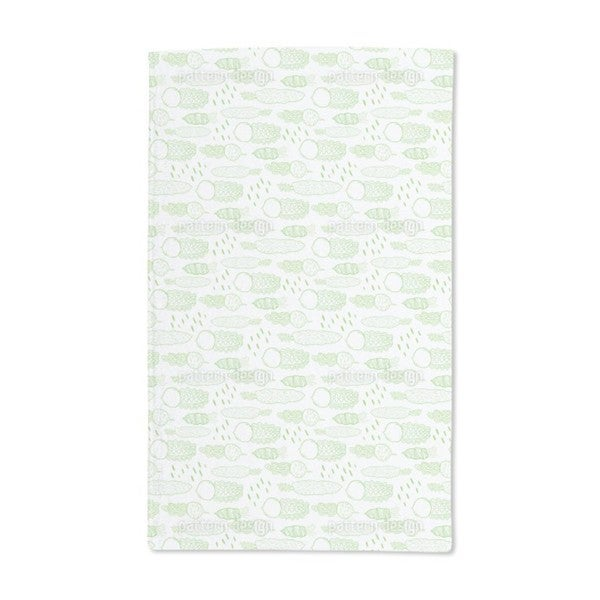 Everything Healthy Hand Towel (Set of 2)