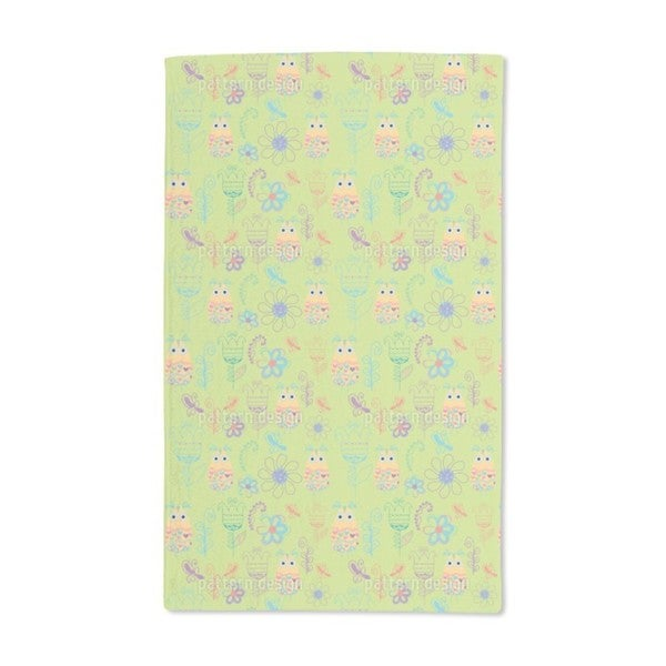 Papageno Paradise Hand Towel (Set of 2)