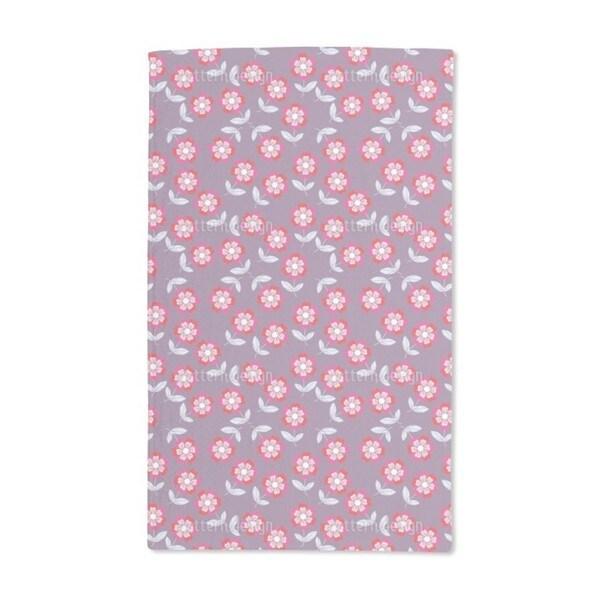 Flower Kate Hand Towel (Set of 2)