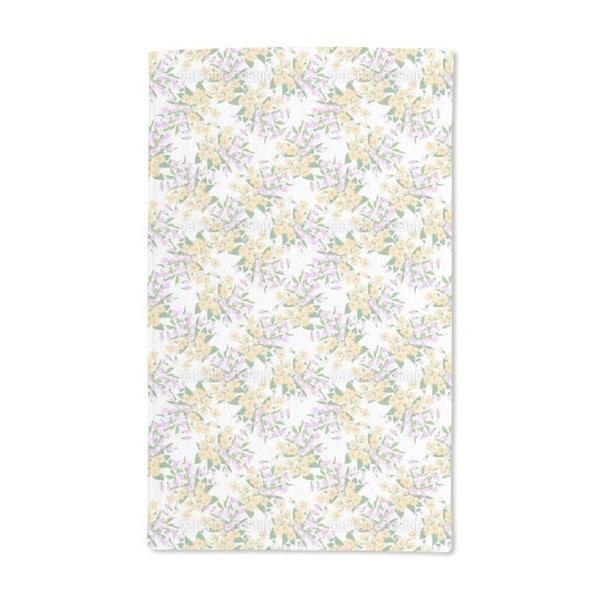 Romantic Mille Fleurs Hand Towel (Set of 2)