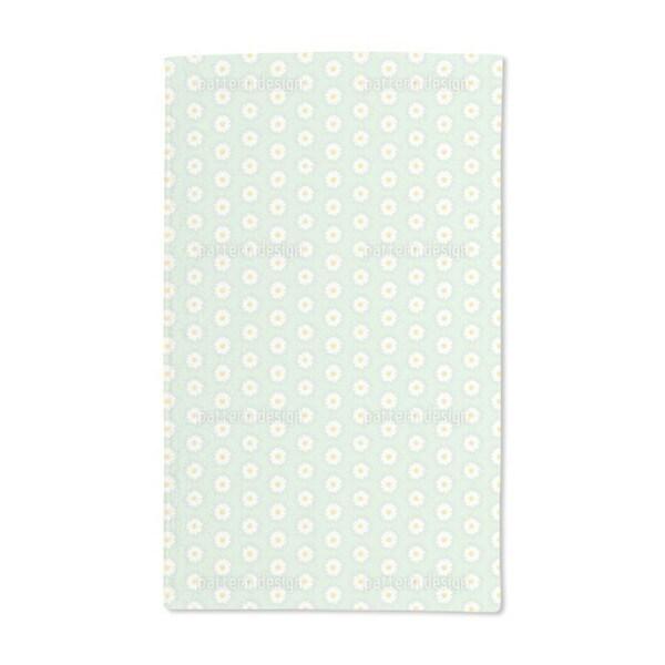 A Daisy Dream Hand Towel (Set of 2)