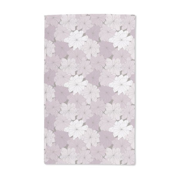 Petal Paris Hand Towel (Set of 2)