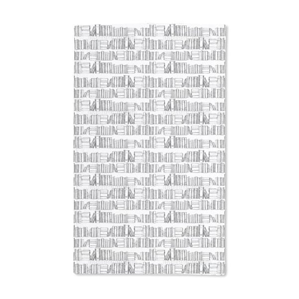 Old Books Hand Towel (Set of 2)