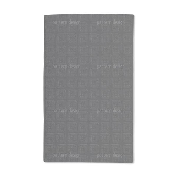 Leaves to the Square Hand Towel (Set of 2)