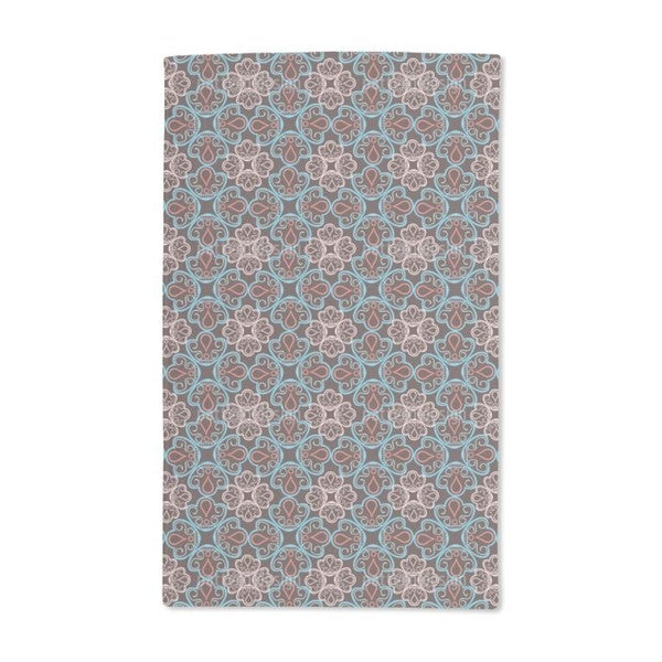 Floral Jewelry Hand Towel (Set of 2)